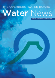 OWB Water News Volume 1 Newsletter 1 - Feb 2019